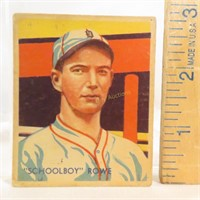 10-17-19 Vintage baseball cards and sports collectibles