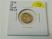 Coin, Jewelry, Gold Silver Auction