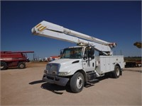 October 22nd Equipment Auction
