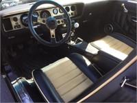 "1978 Pontiac Firebird Custom Coupe ""Burt Reynolds"""