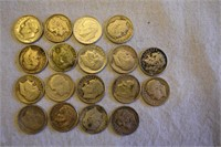 Estate Gold, Silver and Collectible Coins Auction