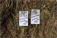 Hay, Bedding, Firewood Auction #45 (11/6/2019)