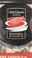 Budweiser Little Caesar's Arena Inaugural Season