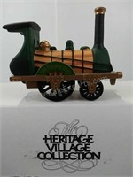 Heritage Village Collection the flying Scot train