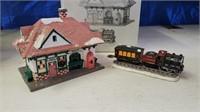 11/22/19 - Dept 56, Outdoor & Indoor Christmas Decor Auction