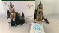 """Dickens Village Series Gift Set """"Somerset Valley"""
