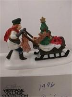 Heritage Village Collection Gingerbread Vendor