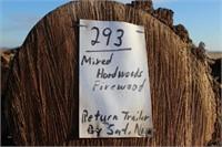 Hay, Bedding, Firewood #49 (12/4/2019)