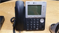 Complete AT&T office phone system w/ headsets