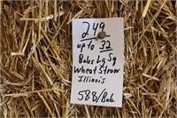 Hay, Bedding, Firewood #1 01/02/2020