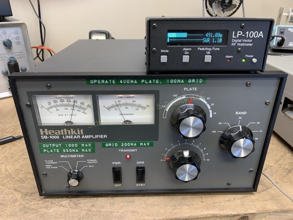 Heathkit Sb 1000
