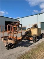 JLG 45HA Lift Absolute Auction