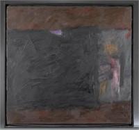 Fernando De Szyszlo, Abstract, 20th c., O/C.