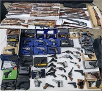 100+ Collectible Gun & Jewelry Auction