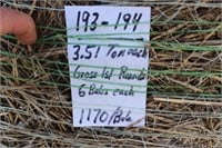 Hay & Firewood Auction #7 (2/12/20)