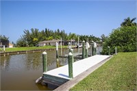 Canal front Home in South Gulf Cove