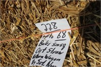 Hay, Bedding, Firewood Auction #10 (3/4/2020)