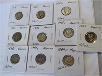 Online only Coins & Jewelry Auction ends Sun. 3-15