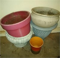 Estate- Cast Iron Stove, Duck Decoys, Cement Lawn ornaments,