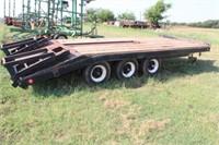 Large Equipment Trailer