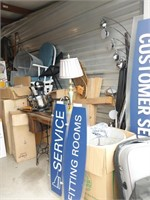 FULL Storage Unit Auction (Home and Business Decor)