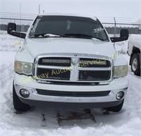 Auto & RV Auction March 18, 2020