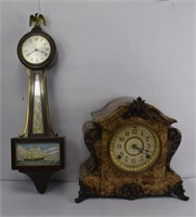Art, Clock, & Estate Auction