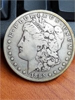 March Coin, Silver & Gold Auction