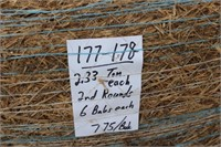 Hay, Bedding, Firewood #13 (3/25/2019)