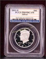 Estate Silver Coins, Bills, Bullion & Jewelry Auction