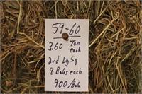 Hay, Bedding, Firewood #16 (4/15/2020)