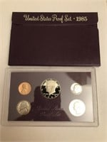 Coins & Currency Auction