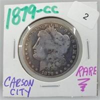 Silver & Rare Coin Auction Saturday 5/2