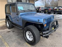 April 29 - HiBid Online Only Everything on Wheel Auction