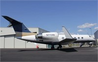 UCC Foreclosure Auction: Gulfstream GIV Aircraft