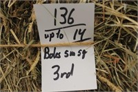 Hay, Bedding & Firewood Auction #21 (5/20/2020)