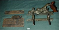 Hotter 'n Hell July Antique Tool Auction
