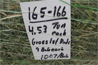 Hay, Bedding, Firewood #24 (6/10/2020)
