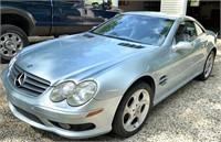 Snap On Tools & Mercedes SL500