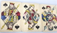 RARE Antique 19-20thC Playing Cards Auction Thurs 7/2 6pm