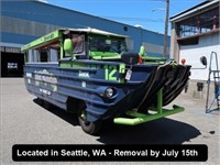 RIDE THE DUCKS OF SEATTLE - ONLINE ONLY
