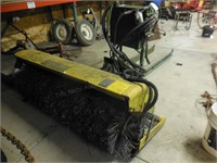 Sweepster Model AH Front Mount Broom (for tractor)