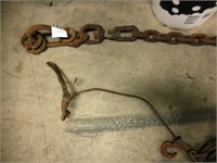"5' 5/8"" Choker chain"