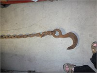 "11' 5/8"" Choker chain"