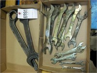 Metric Wrenches