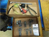 Battery Terminal Tools & ends