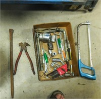 Tools, sockets, Allen wrenches, more