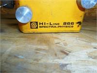Hi-Line 866 Spectra Physics Site Level (no Stand)
