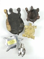 Tortues/Sculptures de collection dont Dansk