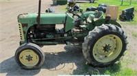 Oliver Super 55 Diesel Tractor